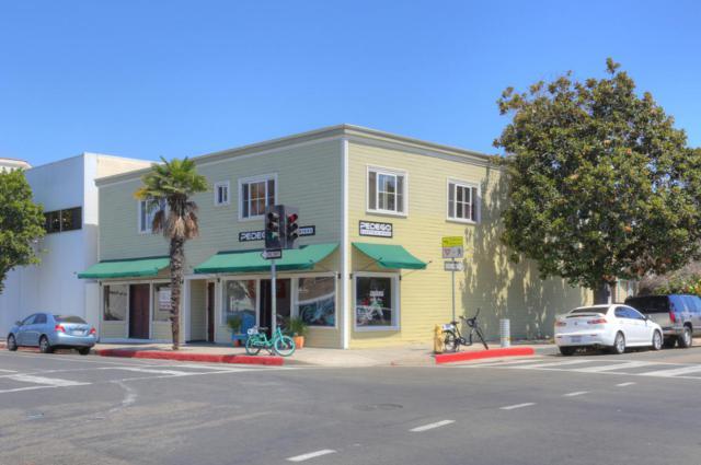 100 - 102 E Haley Street, Santa Barbara, CA 93101 (MLS #17-3073) :: The Zia Group