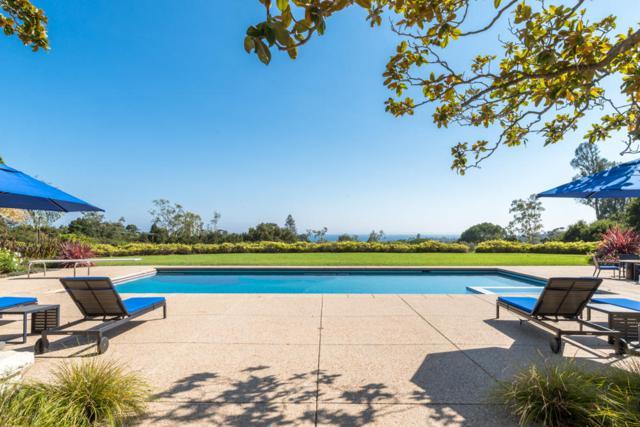 881 San Ysidro Ln, Montecito, CA 93108 (MLS #17-3078) :: The Zia Group