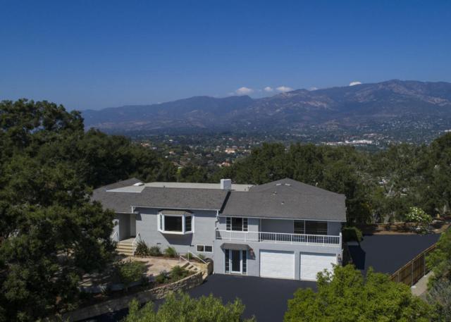 1370 Kenwood Rd, Santa Barbara, CA 93109 (MLS #17-3087) :: The Zia Group