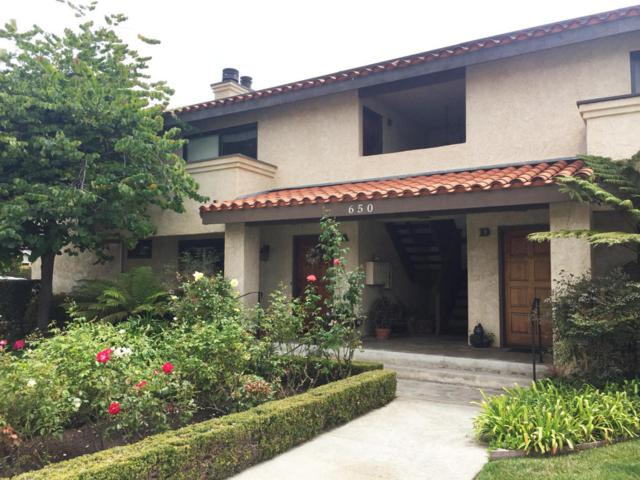 650 Ash Ave A, B, C, D, Carpinteria, CA 93013 (MLS #17-3114) :: The Zia Group