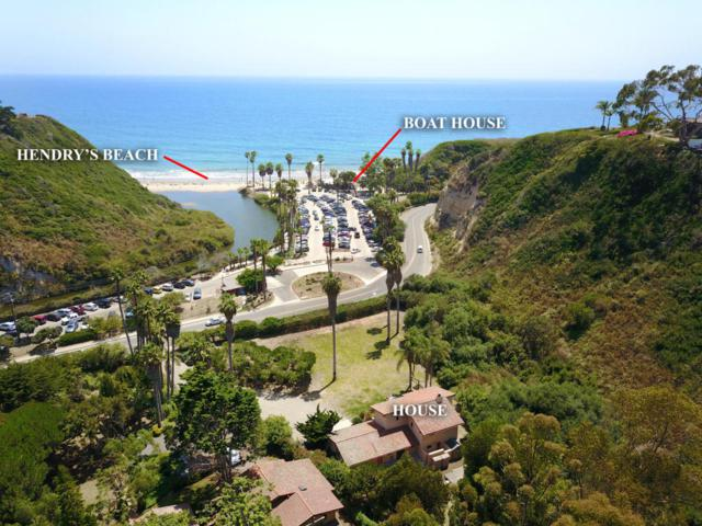 2944 Cliff Dr, Santa Barbara, CA 93109 (MLS #17-3121) :: The Epstein Partners