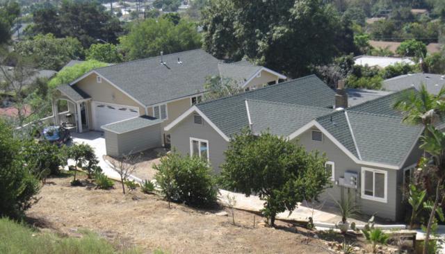 1424 Salinas Pl, Santa Barbara, CA 93103 (MLS #17-3143) :: The Epstein Partners