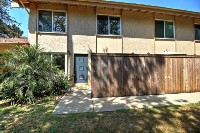 7386 Calle Real #7, Goleta, CA 93117 (MLS #17-3150) :: The Zia Group