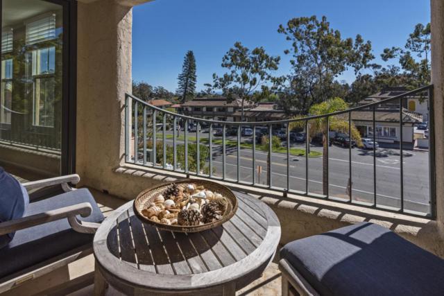 1220 Coast Village Road #205, Santa Barbara, CA 93108 (MLS #17-3181) :: The Epstein Partners