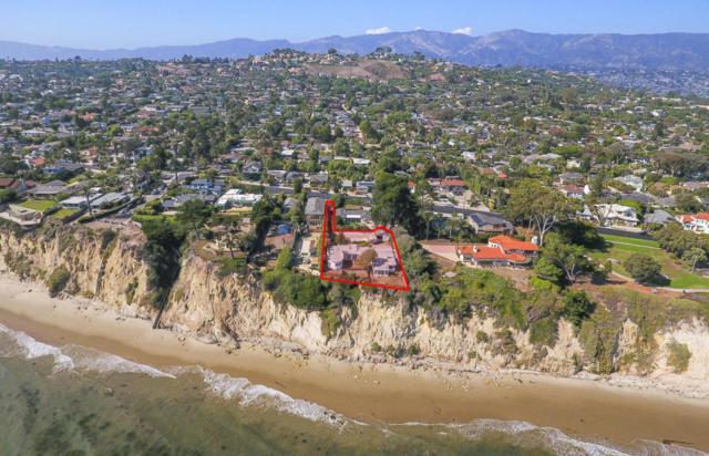 1419 Shoreline Dr, Santa Barbara, CA 93109 (MLS #17-3186) :: The Zia Group