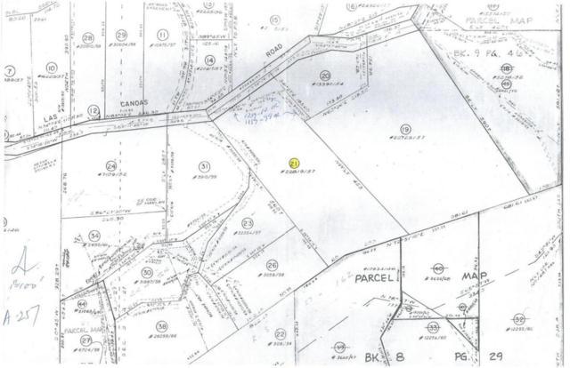 2243 Las Canoas Rd, Santa Barbara, CA 93105 (MLS #17-3193) :: The Epstein Partners