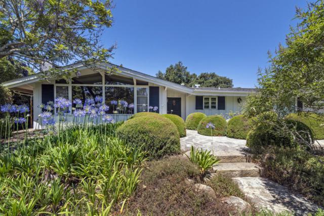 529 Santa Rosa Ln, Montecito, CA 93108 (MLS #17-3197) :: The Zia Group