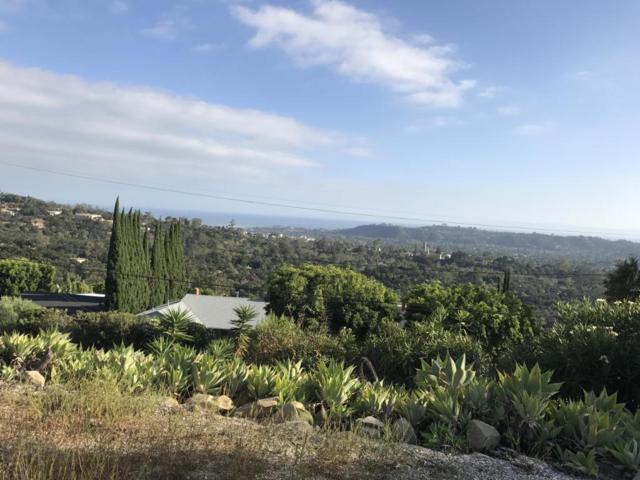 965 Cheltenham Rd, Santa Barbara, CA 93105 (MLS #17-3203) :: The Zia Group