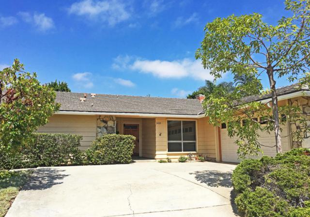 2420 Calle Almonte, Santa Barbara, CA 93109 (MLS #17-3204) :: The Zia Group