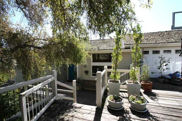819 Miramonte Dr, Santa Barbara, CA 93109 (MLS #17-3237) :: The Zia Group