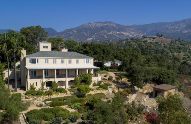 130 Canyon Acres Dr, Santa Barbara, CA 93105 (MLS #17-3256) :: The Zia Group