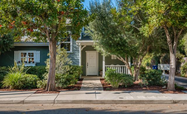 421 Rancheria St A, Santa Barbara, CA 93101 (MLS #17-3260) :: The Zia Group