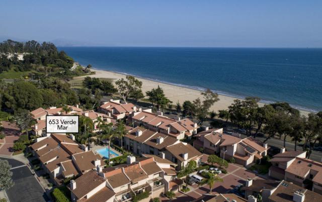 653 Verde Mar E, Santa Barbara, CA 93103 (MLS #17-3290) :: The Epstein Partners