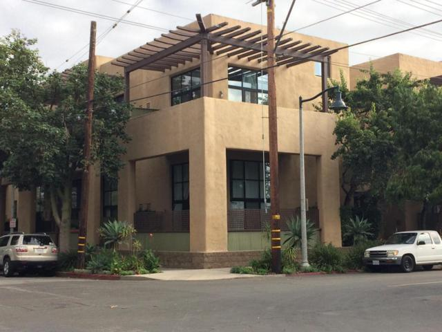 211 W Gutierrez St #16, Santa Barbara, CA 93101 (MLS #17-3314) :: The Zia Group