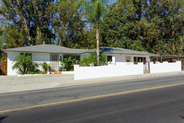 114 W Alamar Ave, Santa Barbara, CA 93105 (MLS #17-3321) :: The Zia Group