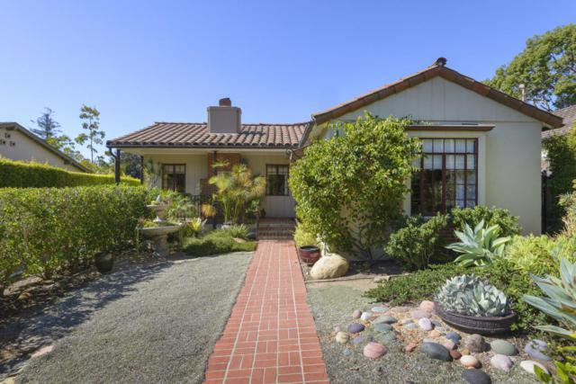 2521 Anacapa St, Santa Barbara, CA 93105 (MLS #17-3333) :: The Epstein Partners