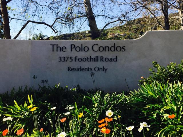 3375 Foothill Rd #1121, Carpinteria, CA 93013 (MLS #17-334) :: The Zia Group