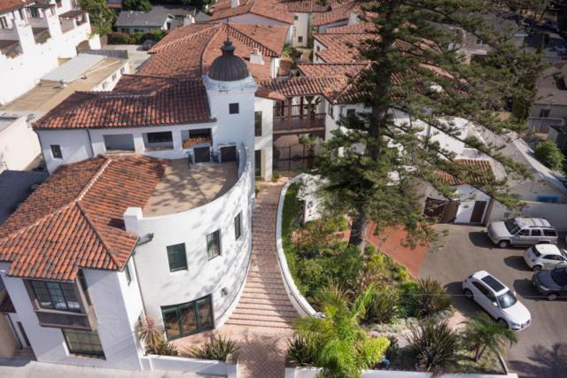 121 W De La Guerra St #9, Santa Barbara, CA 93101 (MLS #17-3347) :: The Zia Group