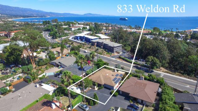 833 Weldon Rd, Santa Barbara, CA 93109 (MLS #17-3370) :: The Zia Group
