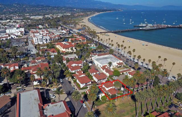 125 W Mason St, Santa Barbara, CA 93101 (MLS #17-3376) :: The Zia Group