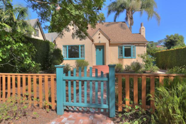 210 Calle Palo Colorado, Santa Barbara, CA 93105 (MLS #17-3377) :: The Zia Group