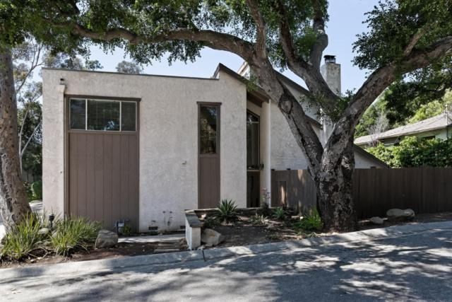 1219 N Nopal St A, Santa Barbara, CA 93103 (MLS #17-3455) :: The Zia Group