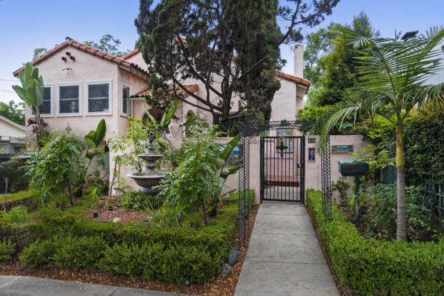 419 E Arrellaga St, Santa Barbara, CA 93101 (MLS #17-3475) :: The Epstein Partners