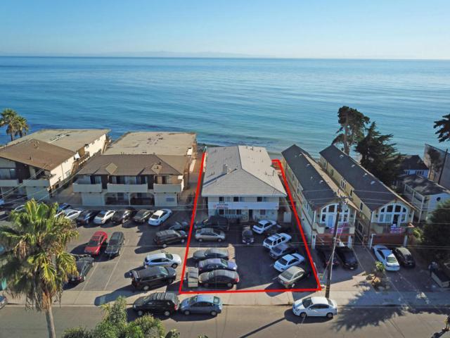 6625 Del Playa Dr, Goleta, CA 93117 (MLS #17-3492) :: The Zia Group