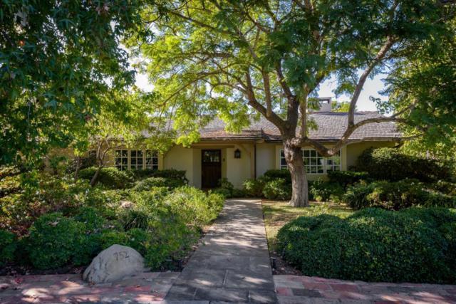 752 Woodland Drive, Santa Barbara, CA 93108 (MLS #17-3493) :: The Zia Group