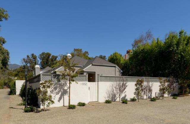 1152 Hill Rd, Santa Barbara, CA 93108 (MLS #17-3499) :: The Epstein Partners