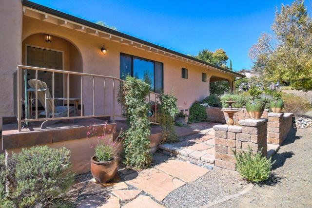 1231 N Refugio Rd, Santa Ynez, CA 93460 (MLS #17-3504) :: The Epstein Partners
