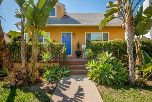 2821 Serena Rd, Santa Barbara, CA 93105 (MLS #17-3521) :: The Zia Group