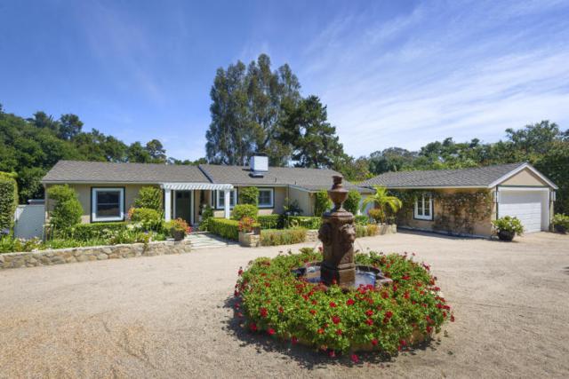 244 Hot Springs Rd, Santa Barbara, CA 93108 (MLS #17-3523) :: The Zia Group