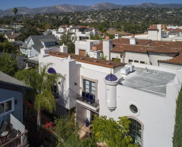 212 Equestrian Ave, Santa Barbara, CA 93101 (MLS #17-3526) :: The Zia Group