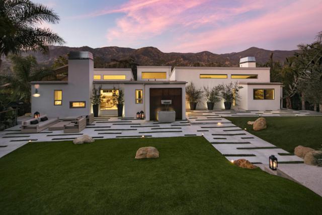 36 Canon View Rd, Montecito, CA 93108 (MLS #17-3531) :: The Zia Group