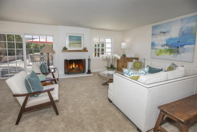 243 Salida Del Sol, Santa Barbara, CA 93109 (MLS #17-3544) :: The Epstein Partners
