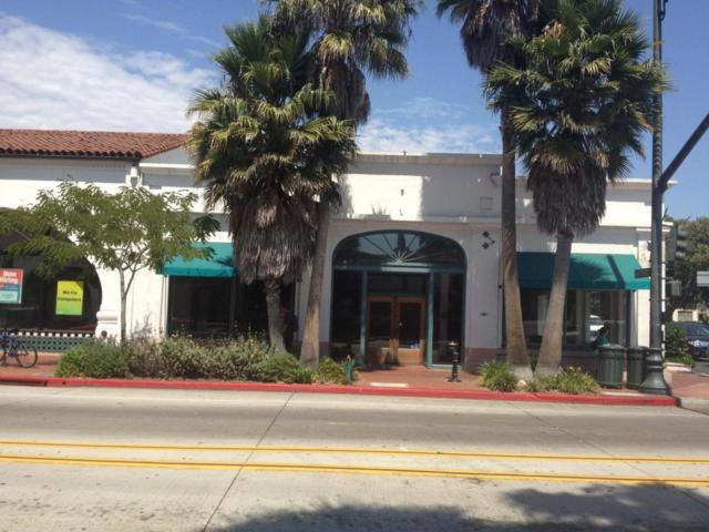 400 State Street, Santa Barbara, CA 93101 (MLS #17-3545) :: The Zia Group