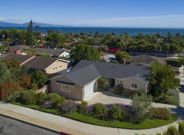 428 La Marina, Santa Barbara, CA 93109 (MLS #17-3559) :: The Zia Group
