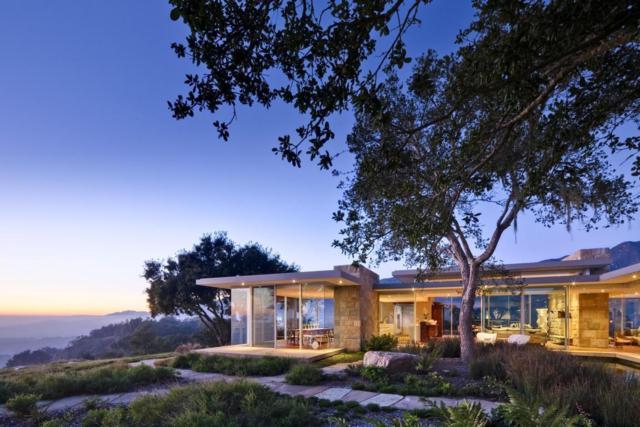 568 Toro Canyon Park Rd, Montecito, CA 93013 (MLS #17-3581) :: The Zia Group