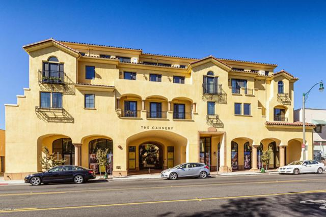 130 N Garden St #1209, Ventura, CA 93001 (MLS #17-3623) :: The Zia Group