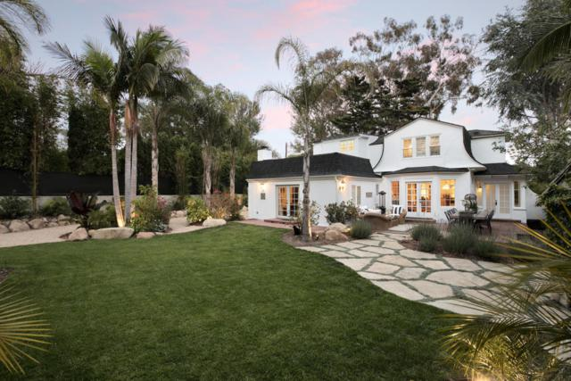 89 Butterfly Ln, Montecito, CA 93108 (MLS #17-3671) :: The Zia Group