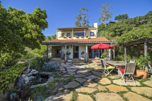 1730 Mission Ridge Rd, Santa Barbara, CA 93103 (MLS #17-3679) :: The Zia Group