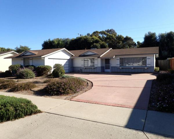 6261 Newcastle Ave, Goleta, CA 93117 (MLS #17-3697) :: The Zia Group