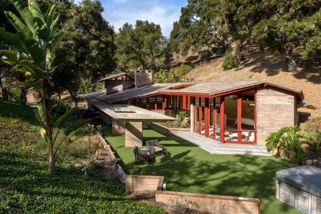 4635 Via Cayente, Santa Barbara, CA 93110 (MLS #17-3714) :: The Epstein Partners