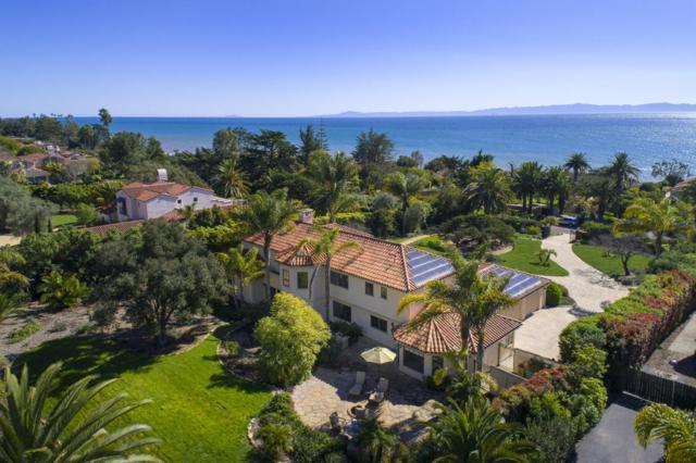 4116 Creciente Dr, Santa Barbara, CA 93110 (MLS #17-3716) :: The Epstein Partners