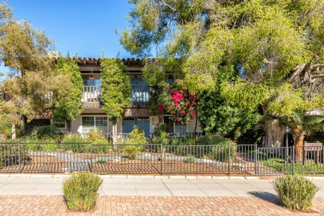 1720 Chapala St #9, Santa Barbara, CA 93101 (MLS #17-3740) :: The Zia Group