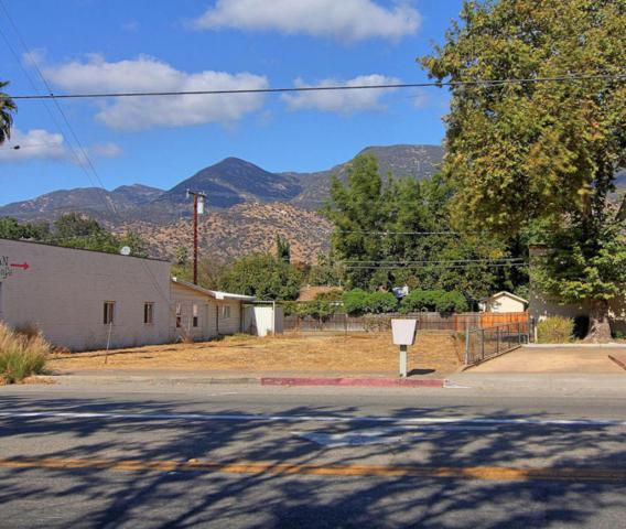 936 E Ojai Ave, Ojai, CA 93023 (MLS #17-3791) :: The Epstein Partners