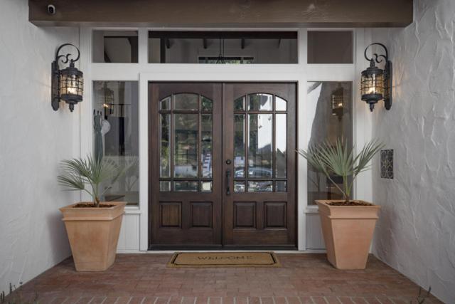 4517 Vieja Dr, Santa Barbara, CA 93110 (MLS #17-3798) :: The Zia Group