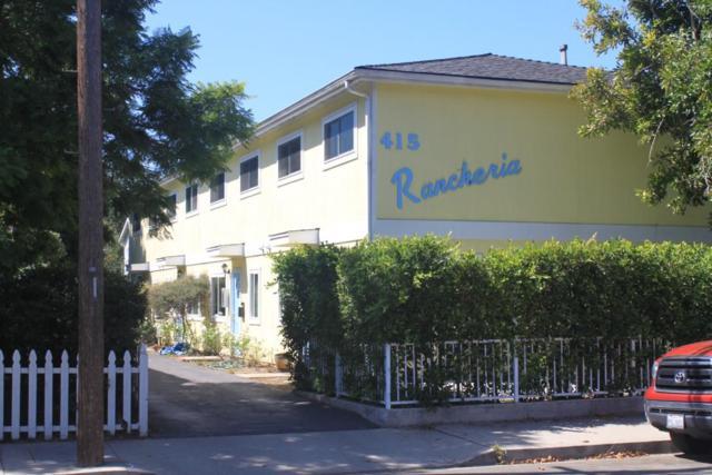 415 Rancheria St, Santa Barbara, CA 93101 (MLS #17-3804) :: The Epstein Partners