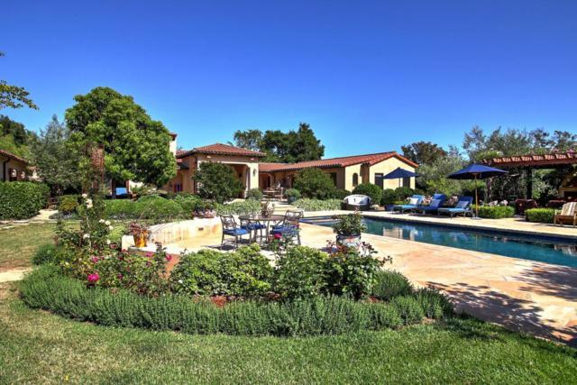 237 San Ysidro Rd, Santa Barbara, CA 93108 (MLS #17-3806) :: The Epstein Partners